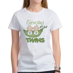 Expecting Twins Women's T-Shirt