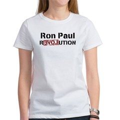 Ron Paul 2012 Women's T-Shirt