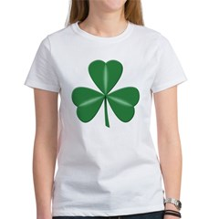 3 Leaf Green Women's T-Shirt