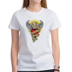Juvenile Diabetes Dagger Women's T-Shirt