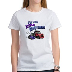 I'm the Little Brother! Women's T-Shirt