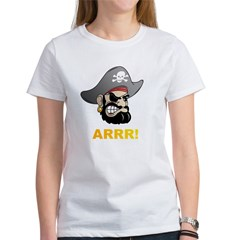 Arr Pirate Women's T-Shirt
