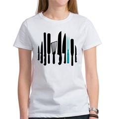 knives and such Women's T-Shirt