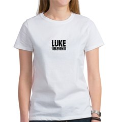 """Luke 11"" Women's T-Shirt"