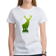 DEER STAG GRAPHIC Women's T-Shirt