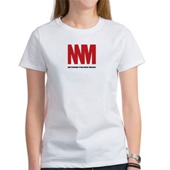 Network for New Music Women's T-Shirt