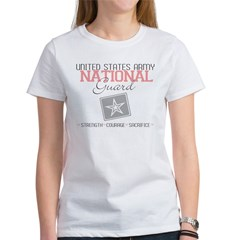 nationalguard.gif Women's T-Shirt