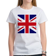 British Flag Union Jack Women's T-Shirt