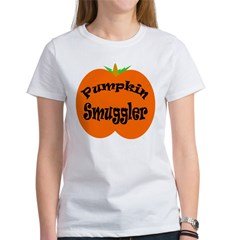 Pumpkin Smuggler Women's T-Shirt