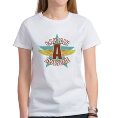 Captain Awesome 2 Women's T-Shirt