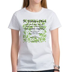 St. Paddy's Place Women's T-Shirt