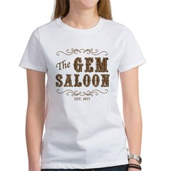 The Gem Saloon Women's T-Shirt
