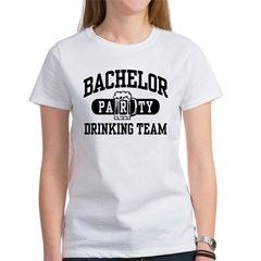 Bachelor Party Drinking Team Women's T-Shirt