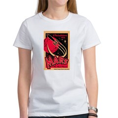 Mars Vacation Women's T-Shirt