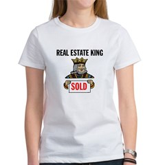KING OF SOLD Women's T-Shirt