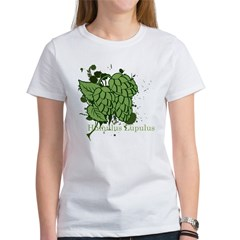 grunge_hops_dark Women's T-Shirt