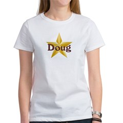 Personalized Doug Women's T-Shirt