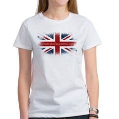 british_dark Women's T-Shirt