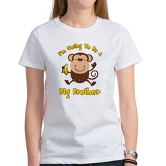Monkey Future Big Brother Women's T-Shirt