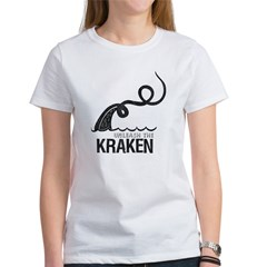 Unleash the Kraken Vintage Tee Women's T-Shirt