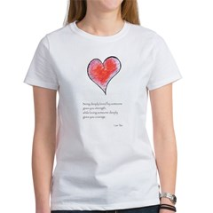 Love Deeply Women's T-Shirt