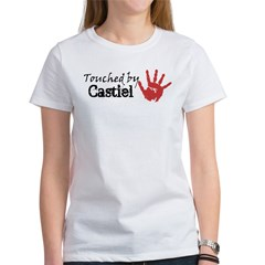 Touched by Castiel Women's T-Shirt