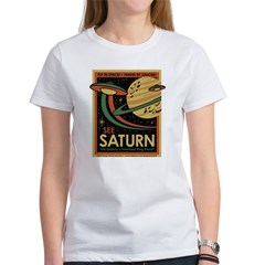 See Saturn Women's T-Shirt