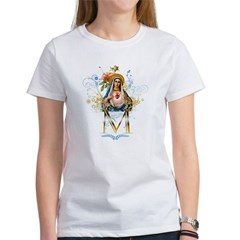 Mary Immaculate Heart Women's T-Shirt