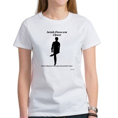 Boy (A) Open - Women's T-Shirt