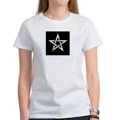 Wiccan Pentagram Women's T-Shirt