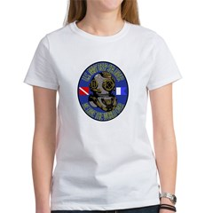 NAVY DIVER Women's T-Shirt