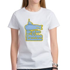 Dhara Submarine Women's T-Shirt