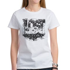 Island LOST Vintage Women's T-Shirt