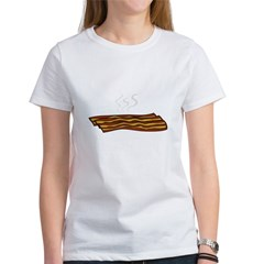 Bacon - But not Gay (dark) Women's T-Shirt