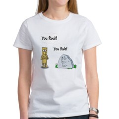 You Rock You Rule Women's T-Shirt