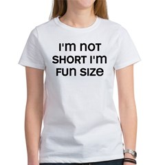 I'm Fun Size Women's T-Shirt