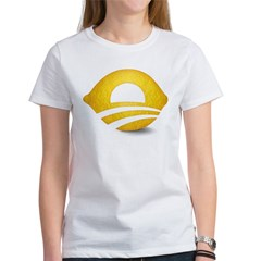 Lemon Presiden Women's T-Shirt