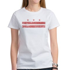 Flag_of_Washington DCpng Women's T-Shirt