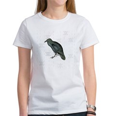 Crow / Raven - Women's T-Shirt