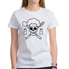 chef-pirate-T Women's T-Shirt