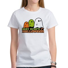 Baby Bump's 1st Halloween Women's T-Shirt