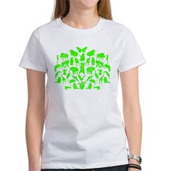Green Monsters - Sheldon's Women's T-Shirt