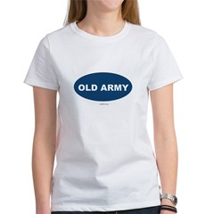 Old Army Dad Women's T-Shirt