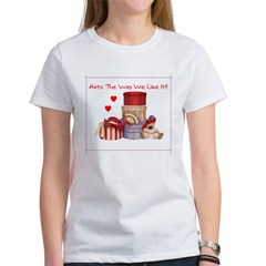 Red Hat Women's T-Shirt