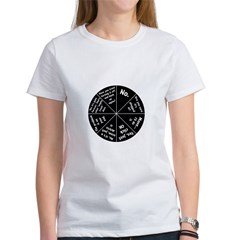 IT Response Wheel Women's T-Shirt