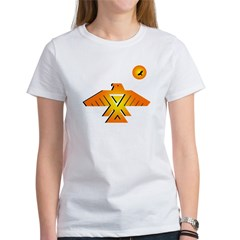 Anishinaabe tribal symbol Women's T-Shirt