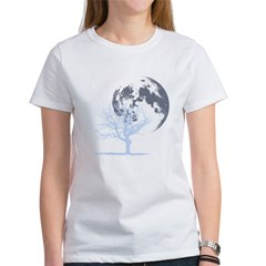 deadtree_NOTEXT_dark Women's T-Shirt