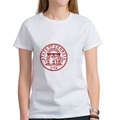 Georgia Seal & Map Women's T-Shirt