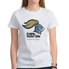 knights-logo-shirt-BLACK Women's T-Shirt