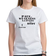 Exercise Women's T-Shirt